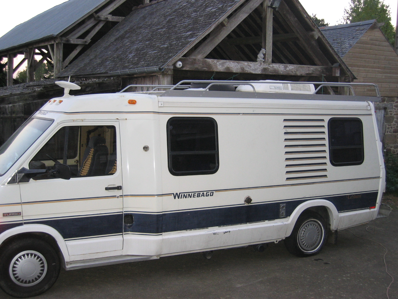 Wiring Diagram For 1987 Winnebago Lesharo Ford Electric Chieftain